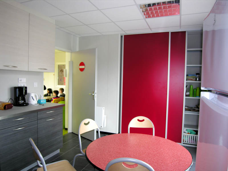 Cuisine centre de loisir