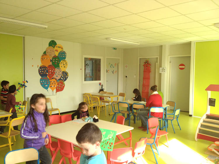 CLSH salle polyvatente Donges (1)