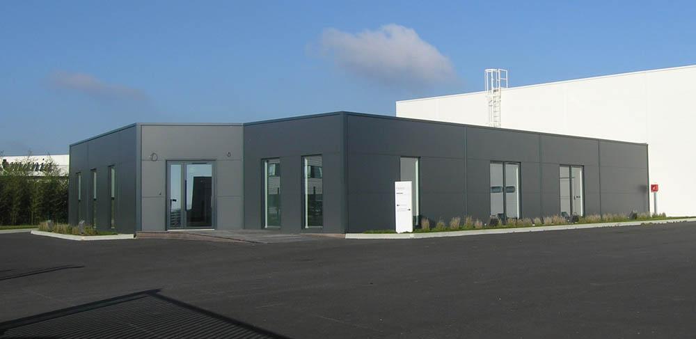 construction bureaux et atelier, constructeur bâtiment industriel bureau et stockage