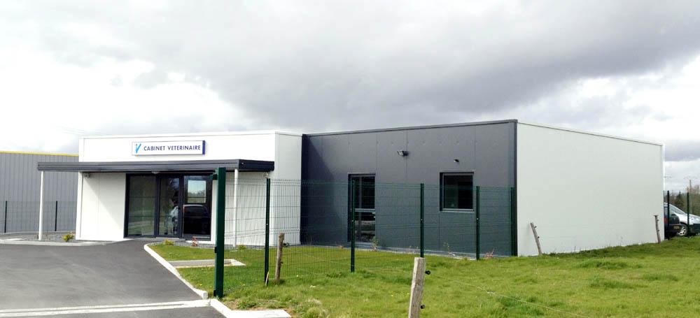 construction cabinet vétérinaire, constructeurcabinet vétérinaire