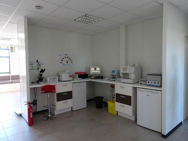 construction d'une clinique vétérinaire clé en main aménagementlaboratoire