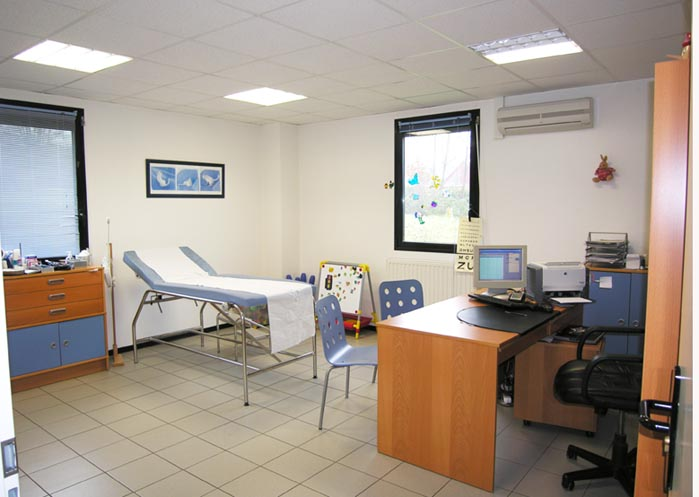 construction cabinet medical et kinésithérapeuthe guichen 3