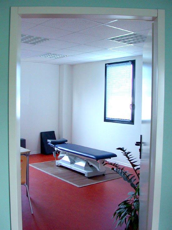 constructeur cabinet médical et kinésithérapeute, maison médicale,