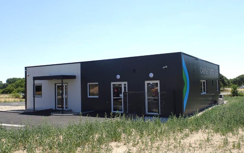 conception architecte et construction cabinet vétérinaire
