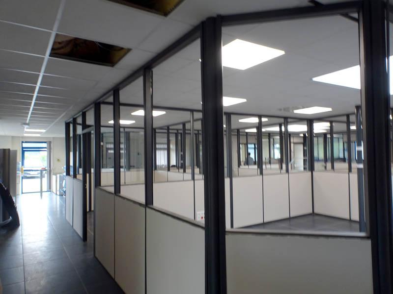 restructuration de l'open space