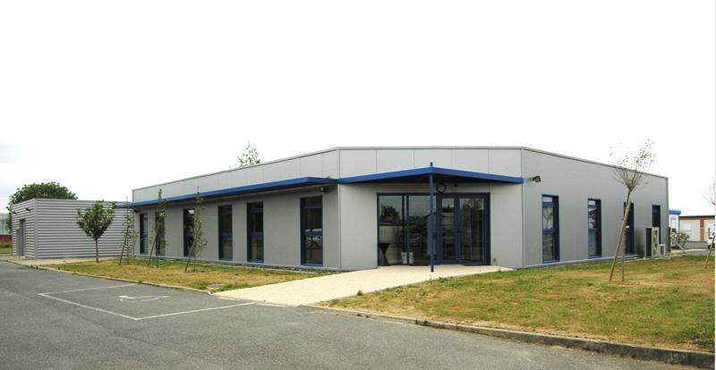 Bâtiment bureaux